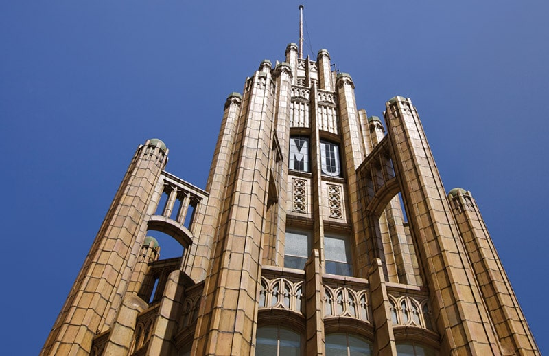 Manchester Unity Building Tower